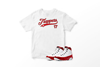 Trappers 17 Graphic T-Shirt To Match Air Jordan Retro 9 Red All Sizes