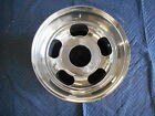 VINTAGE POSI-I-TRACTION 9 3/4X16.5 POLISHED MAG BLANK NEVER DRILLED RARE 1
