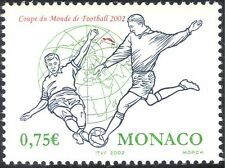 Monaco 2002 Sports/Football/World Cup/WC/Soccer/Games/Animation 1v (n38642)