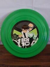Ben 10 flying Disc Green Plastic