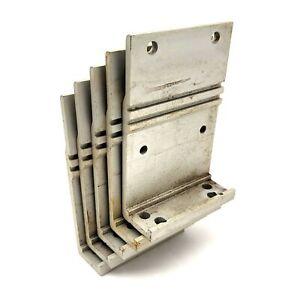 Lot Of 5 Dorner 240839 Flat Belt Stand Mount Assembly 2200 Series No Hardware