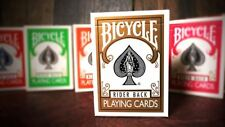 Magic trick | Bicycle Gold Playing Cards by US Playing Cards