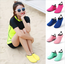 Men Women Barefoot Water Skin Shoes Aqua Socks for Beach Swimming Surfing Yoga