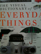 Visual Dictionary of Everyday Things DORLING KINDERSLEY science technology book