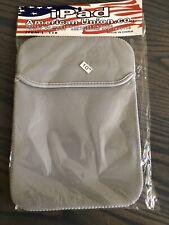 Gray Neoprene Soft Tablet Sleeve Case Bag for iPad 4th Retina/iPad 3/iPad 2