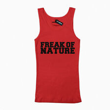 Freak Of Nature, Mens Gym Vest