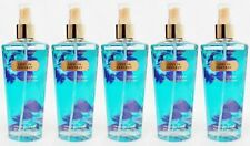 5 Victoria's Secret LOST IN FANTASY Orchid Kiwi Fragrance Mist Body Spray 8.4 oz