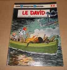 Vieille bd 1982 Tuniques Bleues 19 Le David Lambil Cauvin Dupuis souple