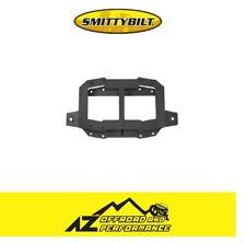Smittybilt Spare Tire Relocation Bracket fits 2018 Jeep Wrangler JL 7721 Black