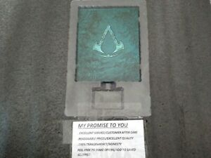 Assassins Creed Valhalla collectors edition Steelbook (MINT/NEW/NO GAME)