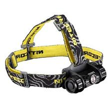 Nitecore Cree XM-L2 HC50 565 Lumens Headlamp Black 1 x 18650 Batteries HC50