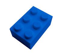 Lego 50 Stück Stein 2x3 blau (3002) Neu blaue Steine in 2 x 3 City Basics Blocks