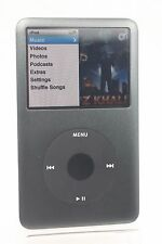 Fully Refurbished 160gb Black Apple iPod Classic 7th Gen 160 GB A1238