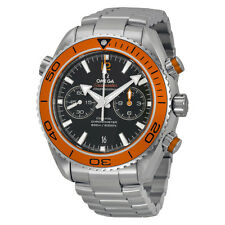 Omega Planet Ocean Chronograph Stainless Steel Mens Watch 23230465101002