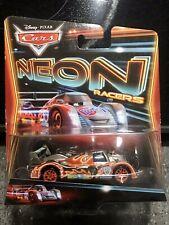 Mattel Disney Pixar Cars Neon Racer Shu Todoroki