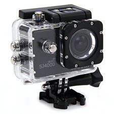SJ4000 WIFI ORIGINALE SJCAM ACTION SPORT CAMERA  12MP 1080P VIDEOCAMERA NERO