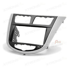 Xtrons Double Din Fascia Panel Facia For HYUNDAI I-25 ACCENT SOLARIS VERNA 2010+