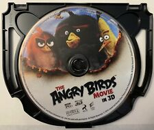 THE ANGRY BIRDS MOVIE 3D BLU RAY 1 DISC ONLY FREE WORLD WIDE SHIPPING BUY IT NOW