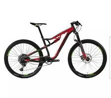 "BICICLETTA MOUNTAIN BIKE MTB ROCKRIDER XC 100 27,5"" FULL SUSPENDED..."