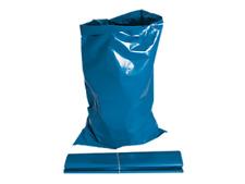 More details for rubble sacks blue builders rubbish waste heavy duty strong bags tough bulk