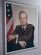 Scott Carpenter Early Vintage Red #rd Portrait on Kodak Paper