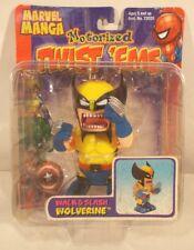 Marvel Motorized Twist 'Ems Marvel Manga Walk & Slash Wolverine (MOC) Wind Up
