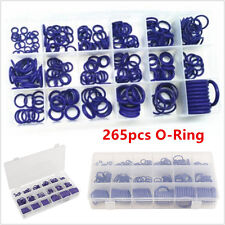 Purple 265Pc Trim A/C System O-Ring Seals Oring Air Conditioning Seal Repair Kit