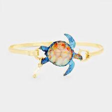 ~Turtle Bangle Bracelet - US Seller!