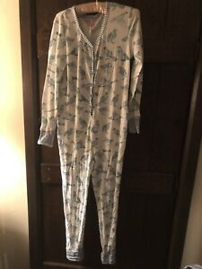 Joules All In One Jump Suit Night Wear Medium Size