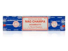 Satya Sai Baba Original/Genuine Nag Champa Incense Sticks 1pack of 12