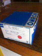 OMRON Proximity switch TL-X5E1  DC 10-40v