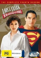 Lois And Clark - The New Adventures Of Superman : Season 4 (DVD, 2006, 6-Disc S…