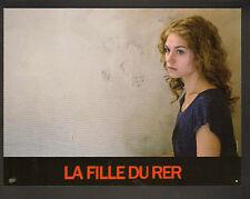 """6 PHOTOS CINEMA """"LA FILLE DU RER"""" 2009"""