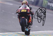 MOTOGP Alvaro Bautista firmato SAN CARLO GRESINI HONDA COLORE FOTO