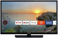 Hitachi 32 Inch HD Ready 720p Freeview Play Smart WiFi LED TV/DVD Combi - Black.