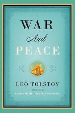 War and Peace by Leo Tolstoy (Paperback / softback)