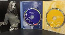 Made in HyoLee 2 DVD Set Video Biography Dance Songs Karaoke KPop K Pop 2004