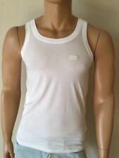DOLCE & GABBANA Men's Luxury/Stretch Pima Cotton Tank Size XS