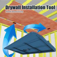 2PCS Drywall Installation Plasterboard Fitting Positioning Gypsum Fixed Board