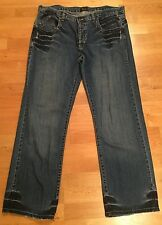 LIME jeans.Size UK 38R with detail on pockets, hems and rear. Brand new.