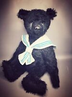Bear teddy.Blackie.
