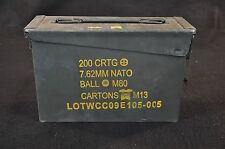 USGI 30 Cal Ammo Can, Very Good Condition