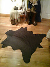 Genuine Italian Leather Cow Hide Rug-Throw-Projects-Lovely Interior Design Decor
