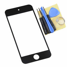 Front Screen Glass Lens For iPod Touch 5 5th Gen Black Replacement +6 Free Tools