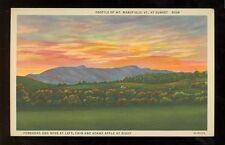 Mt. Mansfield, Vermont (M-misc.VT46) Vintage