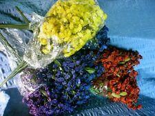 Silk Flowers- Blue Baby'S Breath- Fillers -Weddings