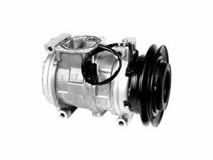 For 1991-1992 Chrysler Dynasty A/C Compressor 53163XP 2.5L 4 Cyl