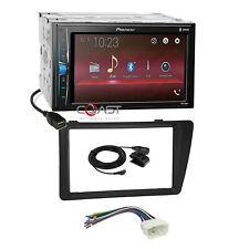 Pioneer 2018 USB AUX Bluetooth Stereo Dash Kit Harness for 2001-05 Honda Civic