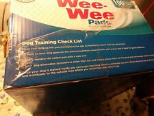 Wee Wee Puppy Housebreaking Pads House Training 95 or 96 Pads