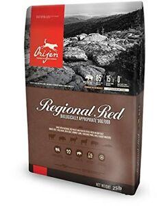 ORIJEN Regional Red Dry Dog Food (25 lb)